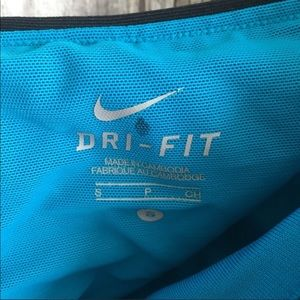 Nike Dresses - BOGO Free☀️ Nike tennis dress royal blue and black